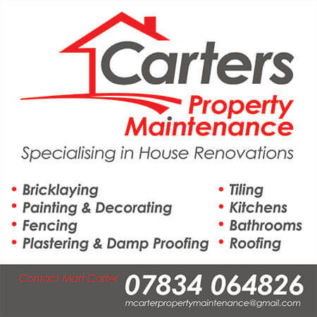 Carters Property Maintenance